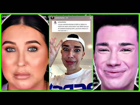 James Charles DRAMA On Jaclyn Hill Party Day thumbnail