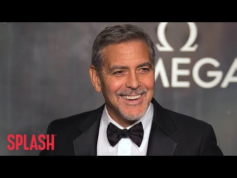 According to Science, George Clooney is World's Most Handsome Man | Splash News TV