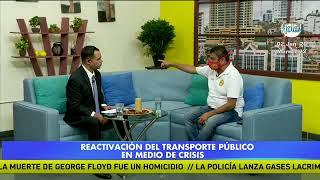 Entrevista a Víctor Aguilar, presidente de ATAXISH
