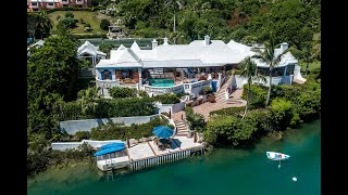 Captivating Waterfront Residence In St. George, Bermuda   Sotheby's International Realty