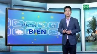 Thời tiết biển 11/09/2018: Hình thành bão số 5 Barijat trên biển Đông | VTC14