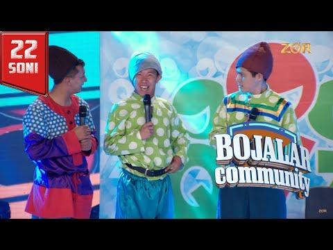 Bojalar Community - 22-soni (28.07.2017)