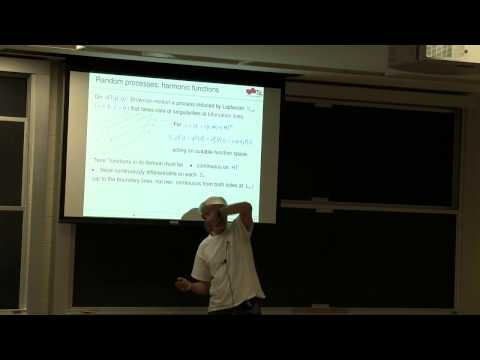 Wolfgang Woess: Quasi-isometries, harmonic functions and boundaries of DL-graphs, Sol...