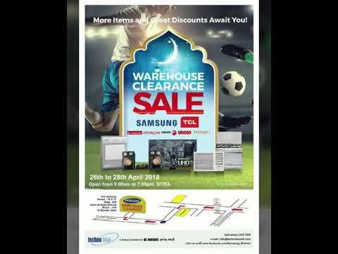 Samsung Warehouse Clearance Sale Bahrain