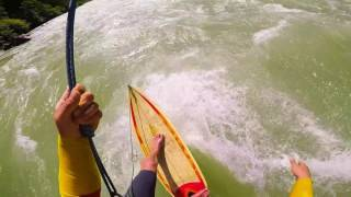 River Surfing 2017 June 25