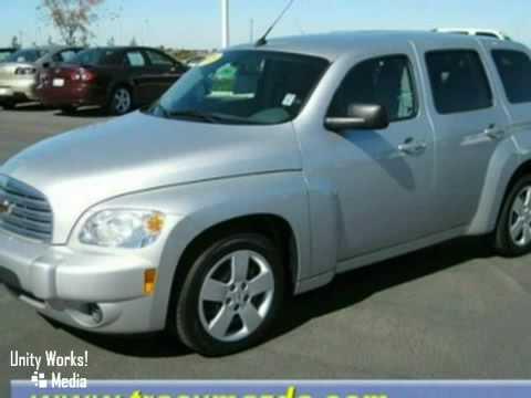 2009 Chevrolet Hhr Ls Sport Wagon 4d In Tracy Ca 95304 Sold