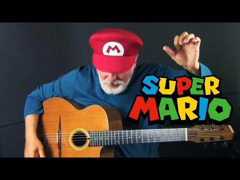 Super Mario Bros – fingerstyle guitar cover