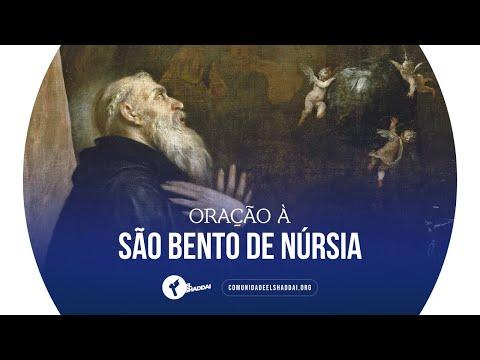 Oração de Libertação XII - São Bento