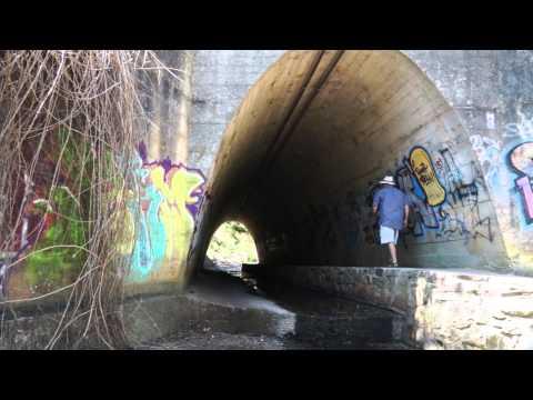 Bridgewater Mill Railway Tunnel Walkway