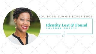 Identity Lost & Found w/ Yolanda Guante