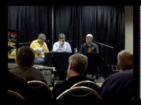 Louisville Arcade Expo 2013 - Roger Sharpe Panel Interview