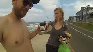 Strandtag in Sydney und eine Geschäftsidee für den Winter. AUSTRALIEN - LESS WORK / MORE TRAVEL