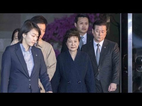 Seoul prosecutor: Park Geun-hye's arrest will be based on law