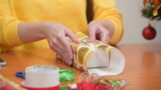 як зробити подарунковий папір