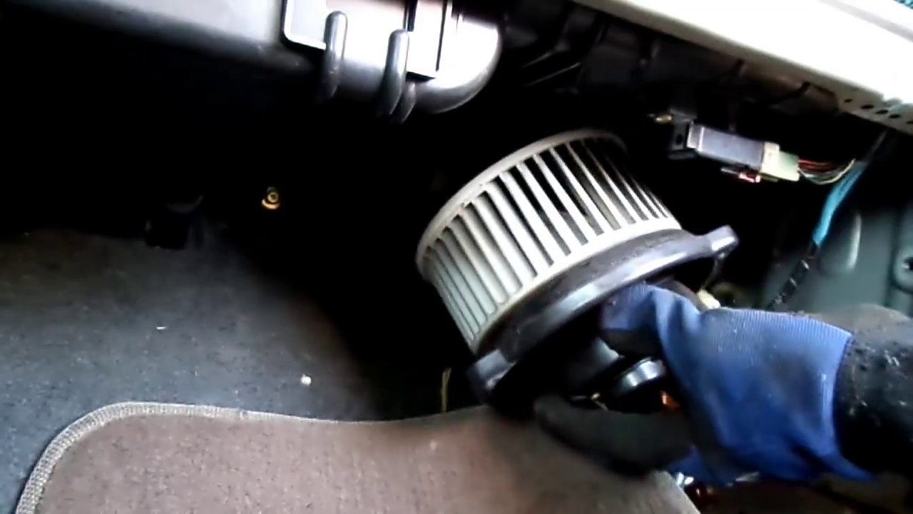 Honda Civic Blower Motor Resistor Replacement Youtube