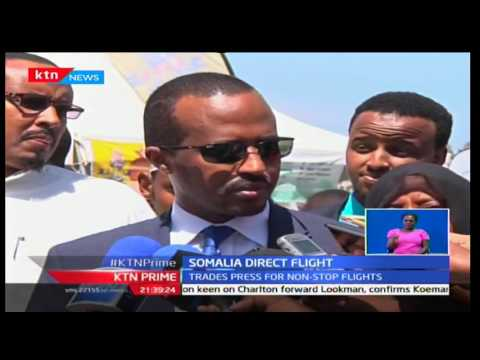 KTN Prime Business: Trades push for non-stop flights