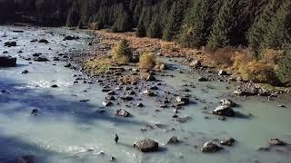 alaska by drone in 4K