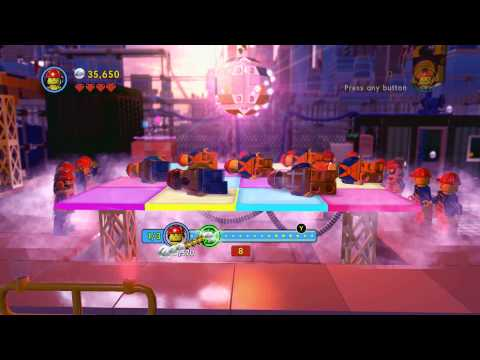 Everything Is Awesome! The LEGO Movie Videogame