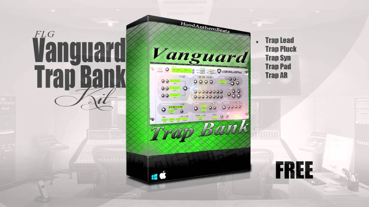 Vanguard Trap Preset Bank Kit (FREE DOWNLOAD) - YouTube