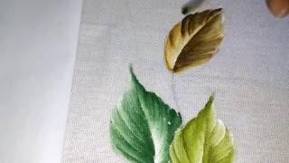 Veja como pintar folha envelhecida de forma rápida e fácil