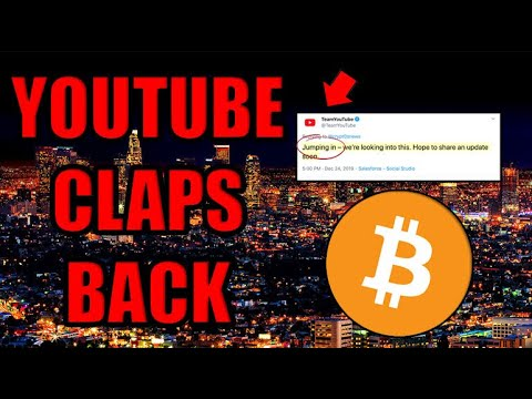 UPDATE: YouTube Answered Back 😲[Crypto Channels Getting Purged]