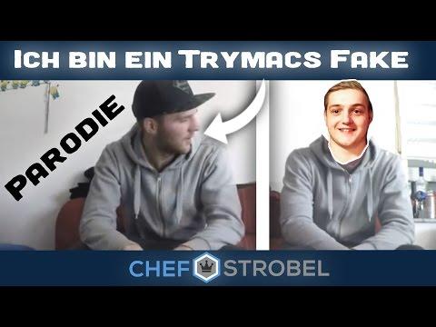 ICH BIN EIN TRYMACS-FAKE! | HILFE DEN CHEF GIBT ES 2 MAL?! | CLASH ROYALE PARODIE