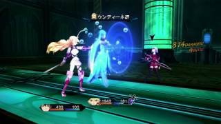 「Tales of Xillia: Project Milla」 -File 001: Girl in the Red Dress-