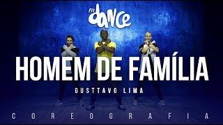 Homem De Família - Gusttavo Lima | FitDance TV (Coreografia) Dance Video