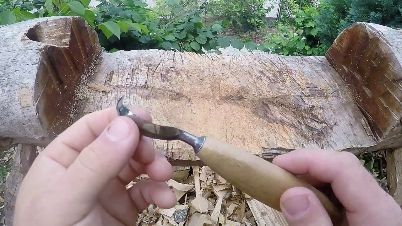 Hans Karlsson Hook Knife and some Tips