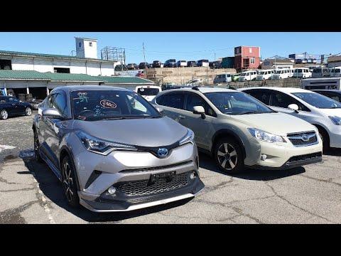Авторынок в Карантине? ЦЕНЫ упали? Купил авто из Японии, Тойота Харриер, Зеленый угол Владивосток