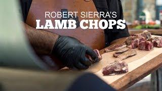 Robert Sierra's Lamb Chops