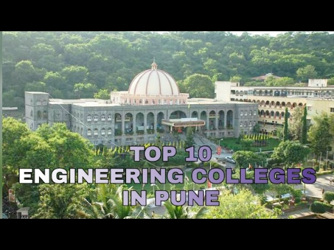 Top 10 Best Engineering Colleges In Pune