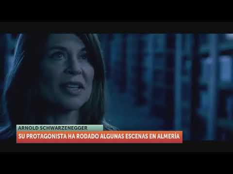 TERMINATOR 6 UPDATE: Murcia Corvera Airport Filming