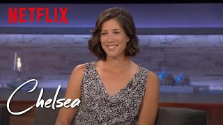 Wimbledon Champion Garbiñe Muguruza (Full Interview) | Chelsea | Netflix