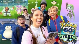 POKÉMON GO FEST 2021 - Day 1 #PokemonGO