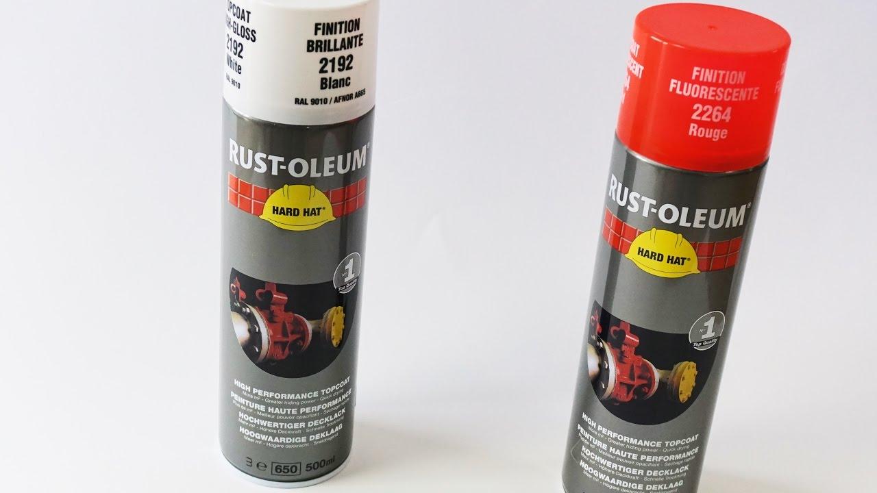 Farba Fluorescencyjna Farba W Sprayu Farba Bhp Rust Oleum