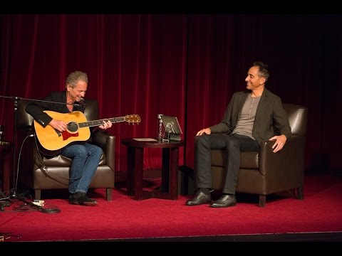 Lindsey Buckingham at USC | Full Interview | 2015