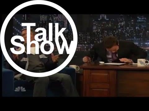 [Talk Shows]Ted Williams is The Man with The Golden Voice on Jimmy Fallon
