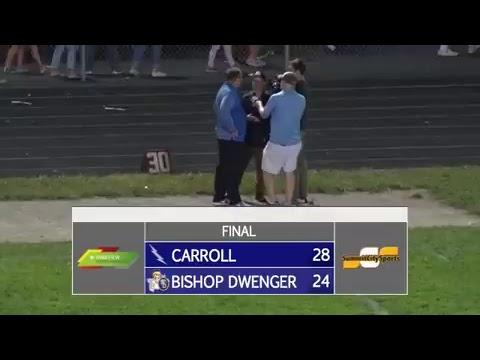 Carroll at Bishop Dwenger | SAC Football