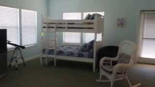 Three Palms Compound- Great Room- Top Floor-2 Bunk Beds- Trundle Bed-big Tv-www.two-palms.com