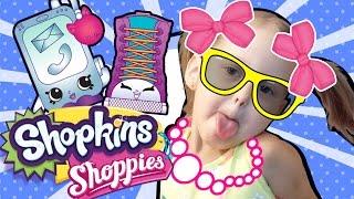 Игровой набор Shopkins Модные тренды Модная Лихорадка Распаковка
