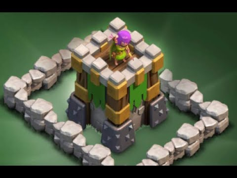 All Archer Tower Levels In Clash Of Clans!