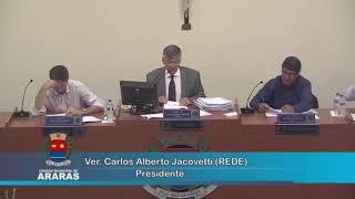2ª Sessão Ordinária - Câmara Municipal de Araras