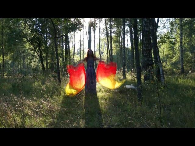 Смотреть видео Солнечные веяла