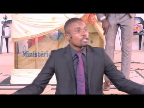 Pastor Danny- Destruindo o demónio de retrocesso