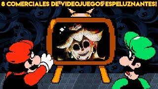 8 Comerciales de Videojuegos Espeluznantes que No te Dejarán Dormir - Pepe el Mago