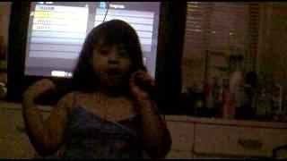 """Niki singing """"Tagumpay nating lahat"""" - practice session"""