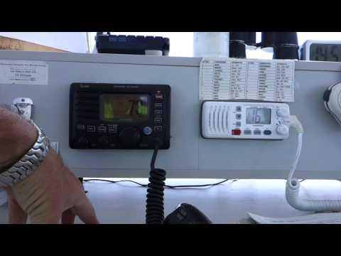 Radio Setup   27 Meg and VHF