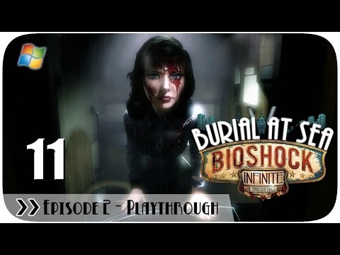 Bioshock Infinite Burial at Sea (DLC) - Episode 2 - Pt.11 END (edited audio)