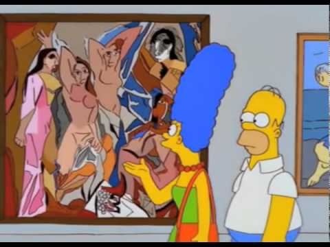 The Simpsons: Mom & Pop Art